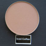 Iced Coffee Pressed Minerals-mineral cosmetics, mineral makeup, mineral foundations, mineral blush, mineral bronze, mineral eye shadow, pigment, bare mineral, loose mineral, mineral powder, natural make up, natural cosmetics,id,id mineral,id minerals,crush mineral,mineral mine,minera