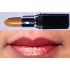 15 Gold to Peach Shea Lipstick