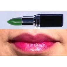 8 Green to Rose/Pink Shea Lipstick